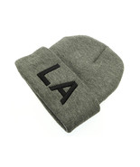 HAT AND CAP / WINTER / FABRIC / BEANIE / MESSAG... - $15.00