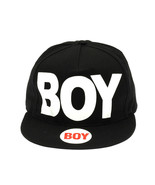 HAT AND CAP / FABRIC / SNAPBACK / MESSAGE / BOY... - $15.00
