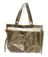 BAG ACCESSORY / JELLY / TOTE / STRIPE / 17 INCH... - $20.00