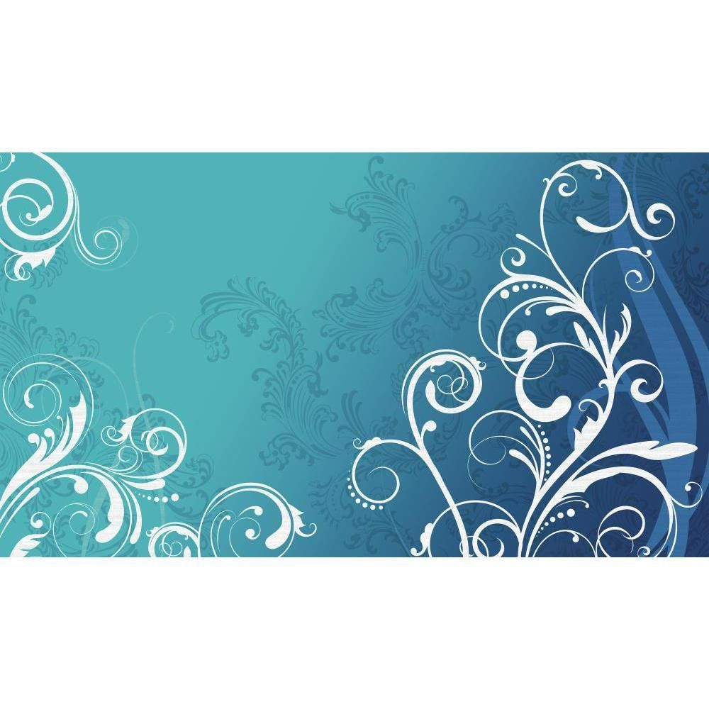 Primary image for Mural Portfolio II Deco Scroll Wall Mural 15 Ft Wide X 9 Ft High MP4901M