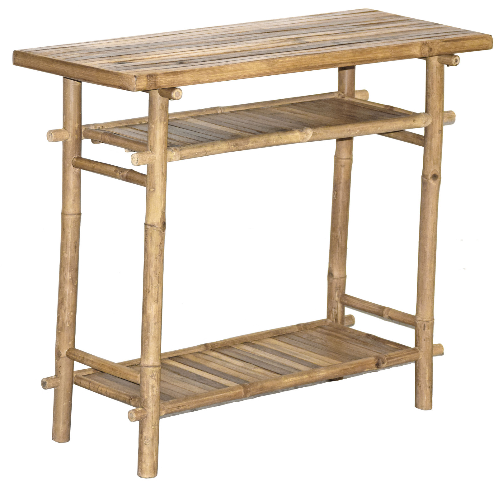 "Primary image for Bamboo Tiki 35"" Rectangle Hallway Table"