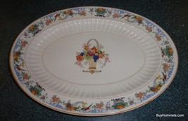 Vintage K T & K  S----V China Platter Knowles T... - $9.69