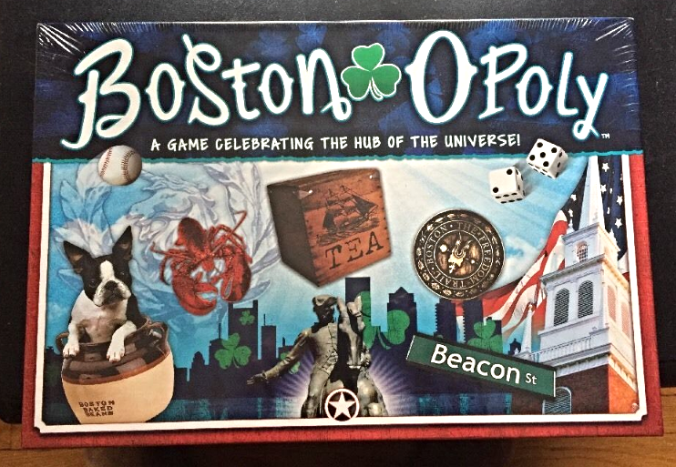 Primary image for Boston-Opoly Board Game