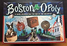 Boston-Opoly Board Game - $59.95