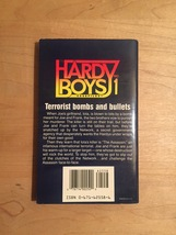 1987 Hardy Boys Casefile #1 Book by Franklin W. Dixon image 2