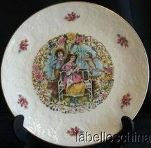 """Valentines Day 1978 8.25"""" Collector's Plate Made in England by Royal Dou... - $39.55"""