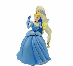 Walt Disney Christmas ornament Danbury Mint vtg figurine holiday Cindere... - $23.10