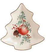 Lenox Boxwood & Pine Tree Candy Dish  New - $29.99