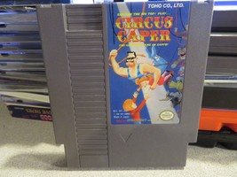 Circus Caper (Nintendo Entertainment System, 1990) NES CARTRIDGE ONLY - $24.74
