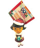 DORA the Explorer-All Dressed Up For Christmas Ornament- By Kurt Adler-H... - $7.71