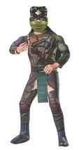 Teenage Mutant Ninja Turtles Deluxe Muscle-Chest Donatello Costume Large... - $346,56 MXN
