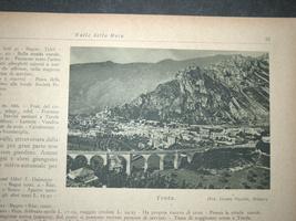 Antique Book 1934 Italy Spa Guide Part II Alpine Resorts Piemonte Photo Maps image 5