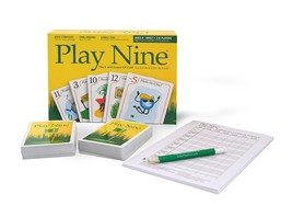 Play Nine - The Card Game of Golf! - $16.24