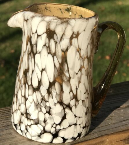 Primary image for Miniature Snow Drift Topaz Small Pitcher