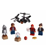 LEGO Spider-Man and the Museum Break-In (40343) w Exclusive Ned Mini-fig... - $16.99