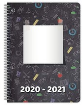 Dated Middle or High School Student Planner 2020-2021 Academic School Year, 6.62