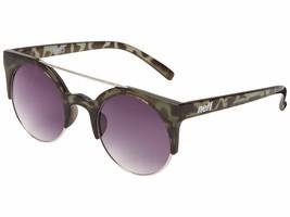 Neff Leopard Acetate Metal Round 1965 Style 400 UV Shades Sunglasses Sunnies NWT image 1