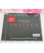 Dracula 2000 Music From Dimension Movie 15 Tracks Gently Used CD 2000 So... - $12.99