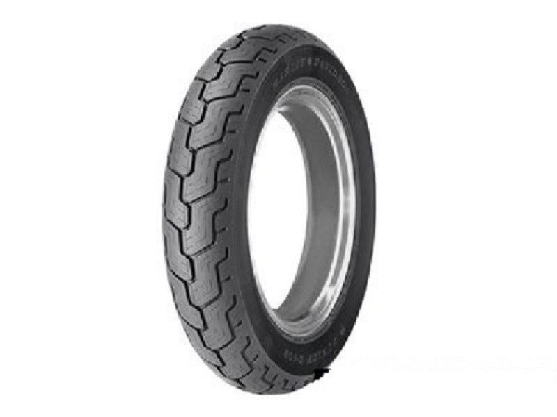 New Dunlop D402 Rear Blackwall Tire MT90HB16 MT90B16 Tubeless