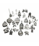 The Wizard Of Oz Charms-100g (about 70-75pcs) Craft Supplies Mixed Pendants For - $20.37