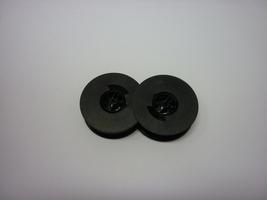 Olivetti Lettera 21 Lettera 22 Typewriter Ribbon Black Twin Spool image 2