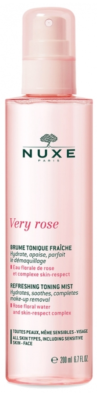 Primary image for NUXE VERY ROSE FRESH TONING MIST 200 ML