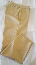Lauren Ralph Lauren Women Tan Khaki Dress Pants  Ankle Length Size 2 $80... - $33.84