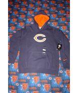 Chicago Bears Womens Sweatshirt Nike XL NFL Team Apparel New - $49.99