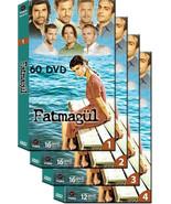 FATMAGUL (Fatmagül) - COMPLETE TURKISH GREEK TV SERIES - 60 DVD - 4 HUGE... - $104.94