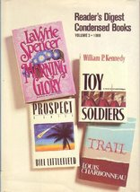 Morning Glory / Toy Soldiers / Trail / Prospect (Readers Digest Condensed Books, - $4.99