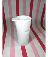 Awesome MoDern 1960's LaGardo Tackett Schmid Tall Porcelain Pinch Creamer - $16.00
