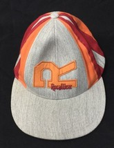Roca Wear Gray Orange And Red Hat Size L-XL - $14.80