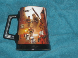 Disney Store Star Wars The Force Awakens. Ceramic Coffee cup. Brand New.... - $22.00