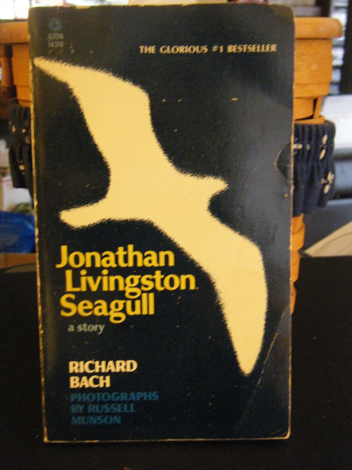 Primary image for Jonathan Livingston Seagull by Richard Bach (1973, Paperback)