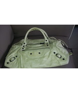Mint Balenciaga Granny Green RH Twiggy (S/S 2009) - $1,095.00