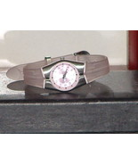Pre-Owned Women's Pink Armitron 25/6355  Analog... - $6.93