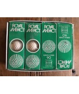 (1) Uniroyal Vintage Surlyn Golf Ball Sleeves USA 60's-70's Royal Impact - $23.74