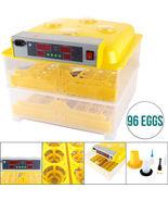 Digital Egg Incubator Hatcher Automatic Egg Turning Temperature Control - $199.99