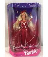 Vintage Mattel SPARKLING SPLENDOR BARBIE 1993 Service Merchandise  - $28.27
