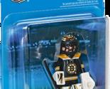 Boston Bruins Goalie NHL Hockey Player by Playmobil NIB 9 pc Goaltender