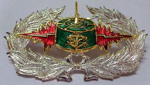 Primary image for Thai Army Mine Warfare Badge Pin Thailand Army