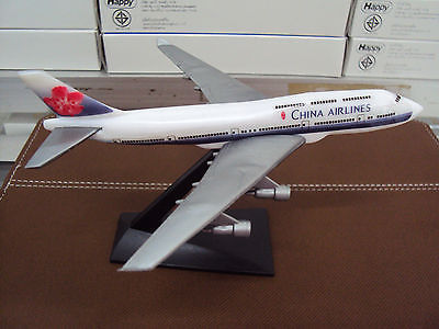 Primary image for Model CHINA AIRLINES BOEING 747-400 Plane Model Scale 1/530 PERFORMANCE;