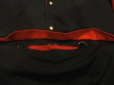 Ossi Blue & Red Light Weight Winter Ski Jacket Pullover Size XL Mens Coat image 5