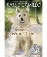 Because of Winn-Dixie - $3.99