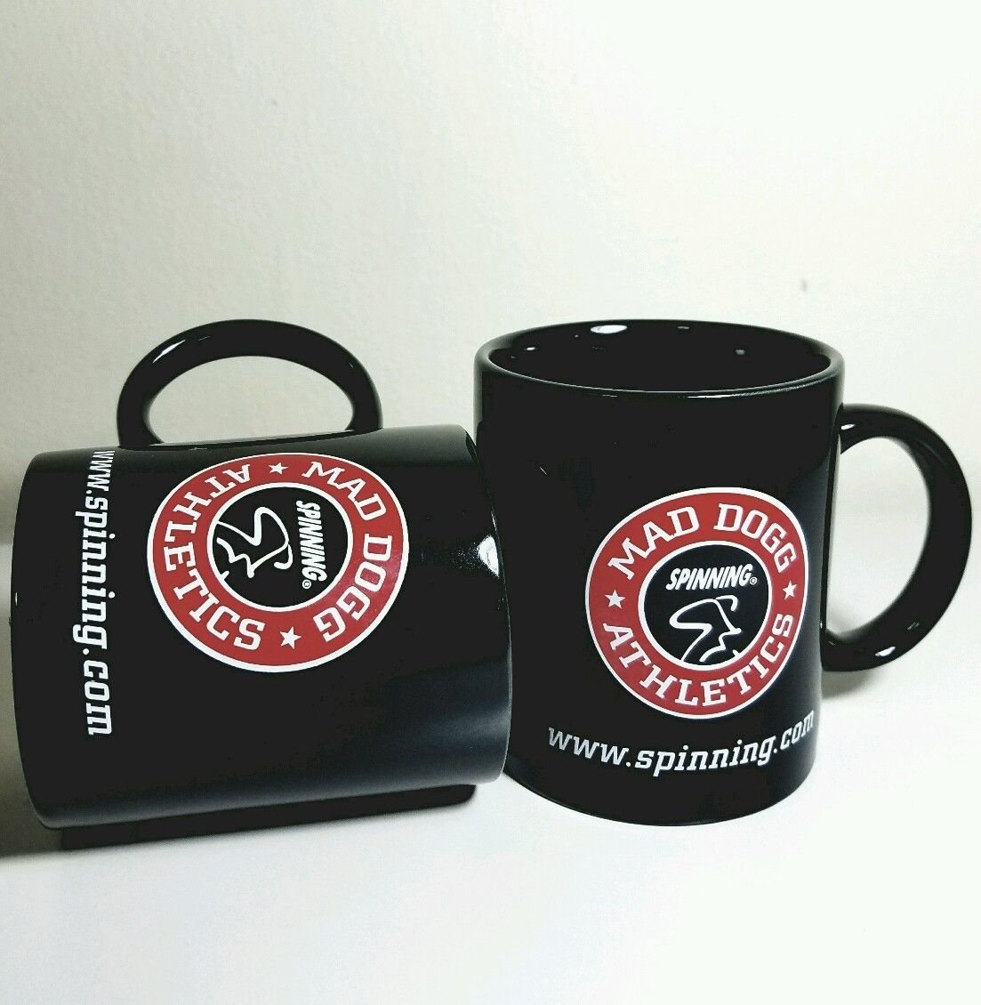 2 MAD DOGG Athletics Coffee Mugs