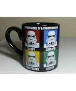 Funny New Star Wars Expressions of a Storm Trooper Novelty Coffee Mug - $13.99