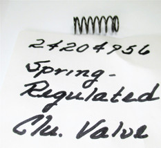 GM ACDelco 24204956 Spring Regulated Clu. Valve General Motors Transmission New image 2