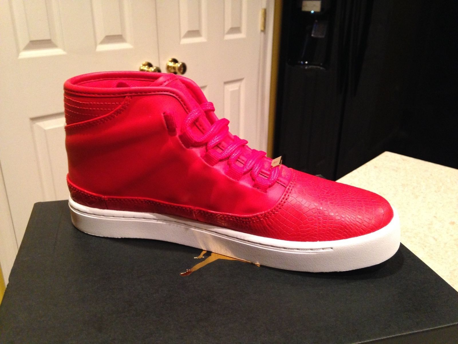Primary image for Nike Jordan WestBrook O BG 768935 601 size 5Y-7Y University Red