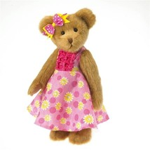 "Boyds Bears ""LOLA"" #4028230- 14"" Plush Bear -2011- Retired - $39.99"