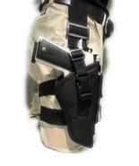 """Tactical thigh Leg Gun Holster fits Colt 45 1911 With 5"""" Barrel - $29.95"""